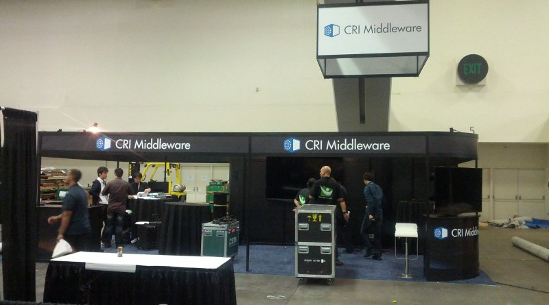Booth Building 4
