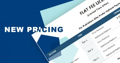 Introducing CRIWARE's new pricing