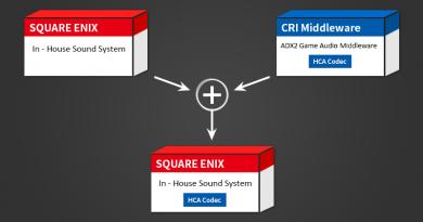 HCA in Square Enix sound tool