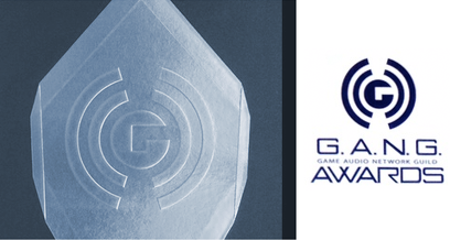 GANG Awards Logo