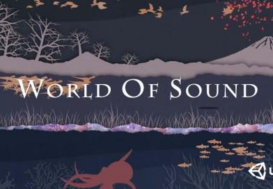 World of Sound – CRIWARE Unity Demo