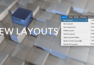 New Layouts Feature in CRI Atom Craft 3