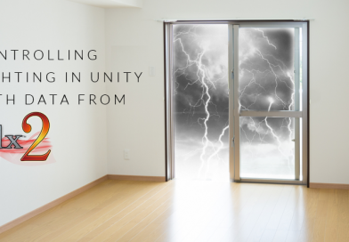 Controlling Lighting in Unity with Data from ADX2