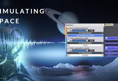Simulating Space