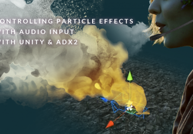 Controlling Particle Effects with Audio Input with Unity & ADX2