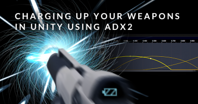 20191217_Charging up Your Weapons in Unity using ADX2