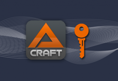 New Atom Craft authentication mechanism