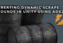 Creating Dynamic Scrape Sounds in Unity using ADX2