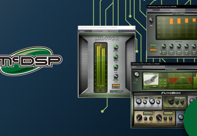 Using McDSP Plugins with ADX2 and Unity – 1