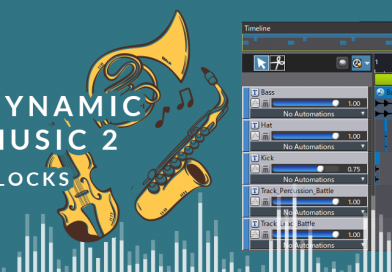 Dynamic Music with ADX2 – Part2: Horizontal Sequencing