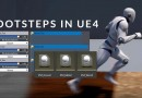 Creating Interactive Footsteps in UE4 with ADX2