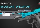 Creating a Modular Weapon in Atom Craft