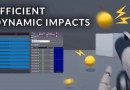 Efficient Dynamic Impacts with ADX2 and UE4