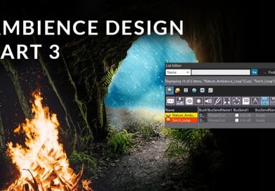 Ambience Design Part 3