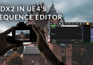 Using ADX2 in UE4's Sequence Editor