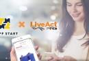 STAFF START using LiveAct PRO!