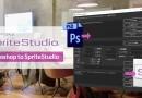 Photoshop to SpriteStudio