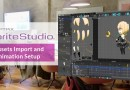 Introduction to SpriteStudio: Assets Import and Animation Setup
