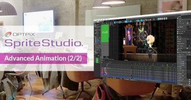 SpriteStudio Advanced Animation (2/2)