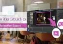 Exporting your SpriteStudio Animation
