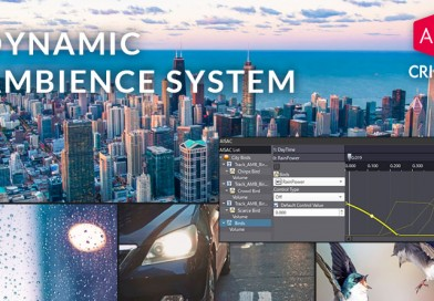 Dynamic Ambience System